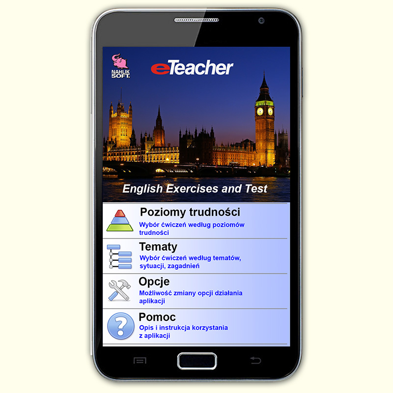 eTeacher Android Angielski